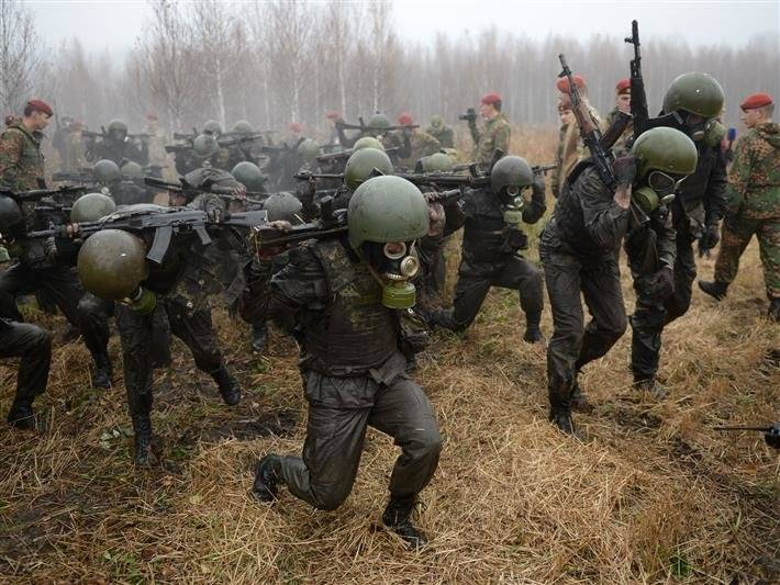 Что такое армейский спецназ и как туда попасть