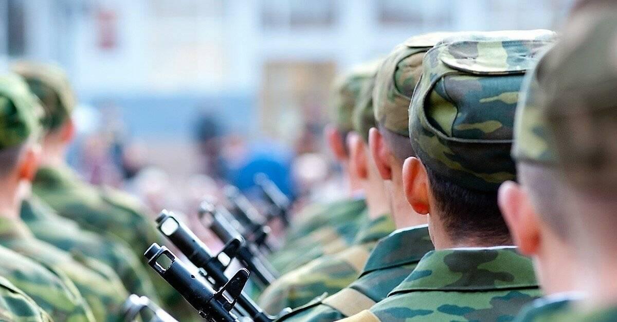 Служба в армии по контракту