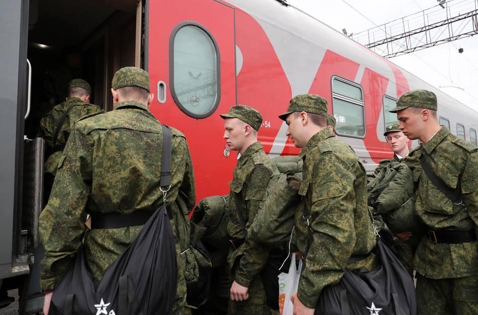 Особенности призыва в армию в России