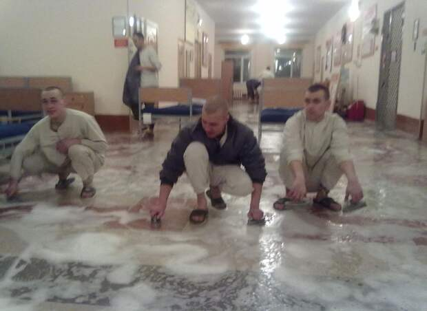 ПХД в армии