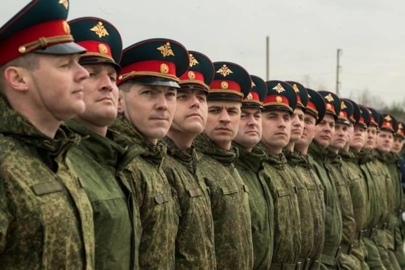 Порядок восстановления на службу офицеров запаса