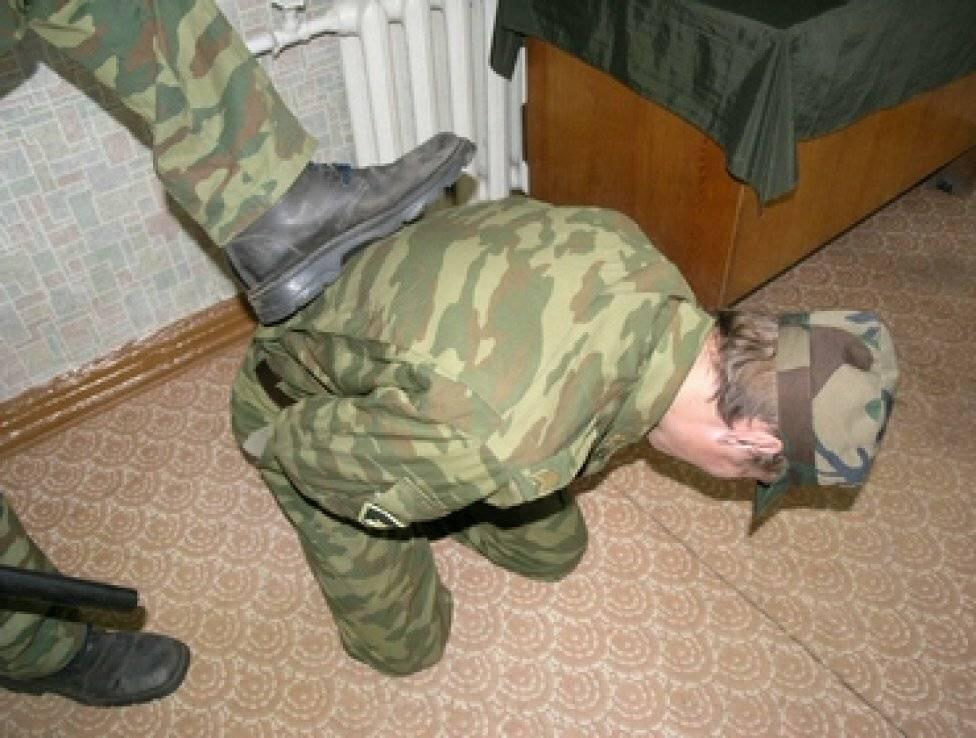 и как с ней бороться в армии