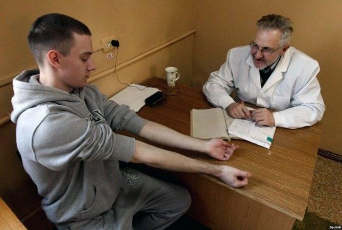 Как отказаться от медицинского обследования в военкомате