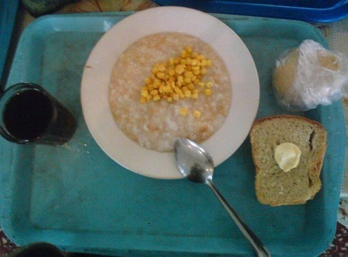 Чем кормят в армии