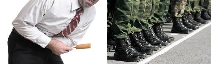Берут ли на службу в армии с холециститом