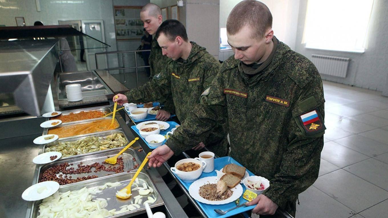 Питание в армии