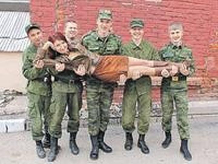 Все уловки и хитрости военкомата  Россия