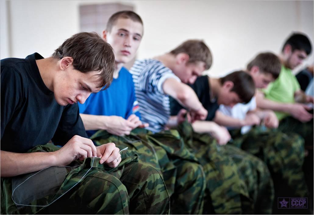 Призыв в армию с ОКР и другими формами невроза