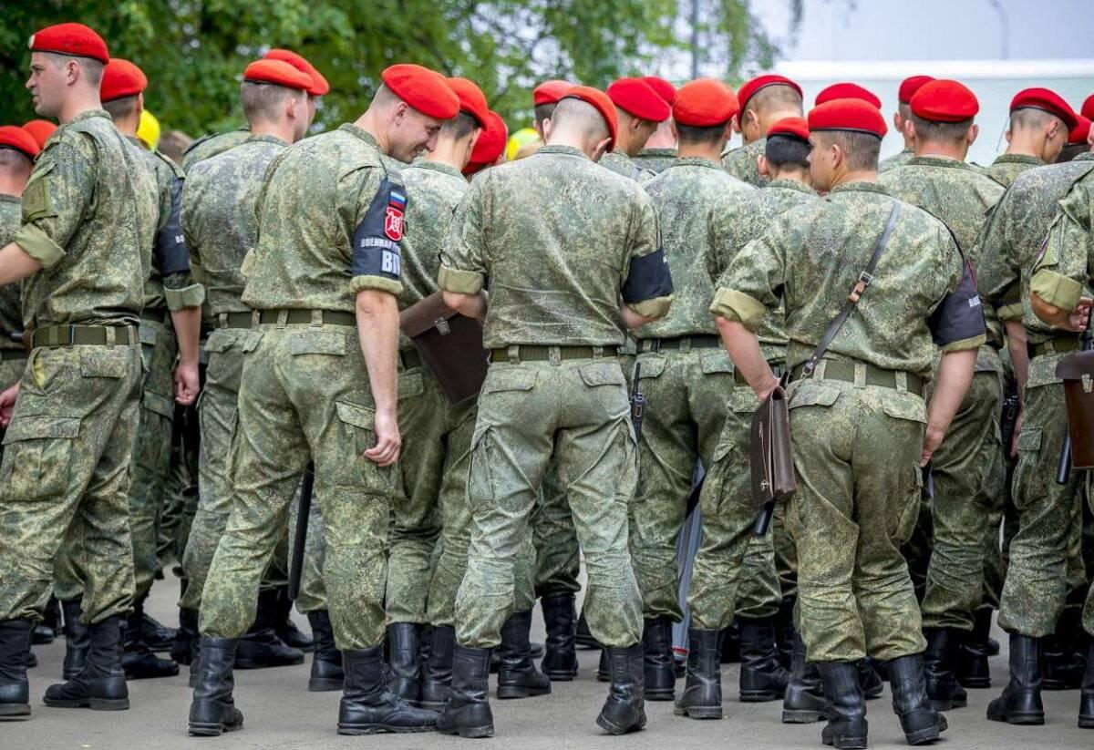 Служба в военной полиции по контракту: вакансии и отзывы