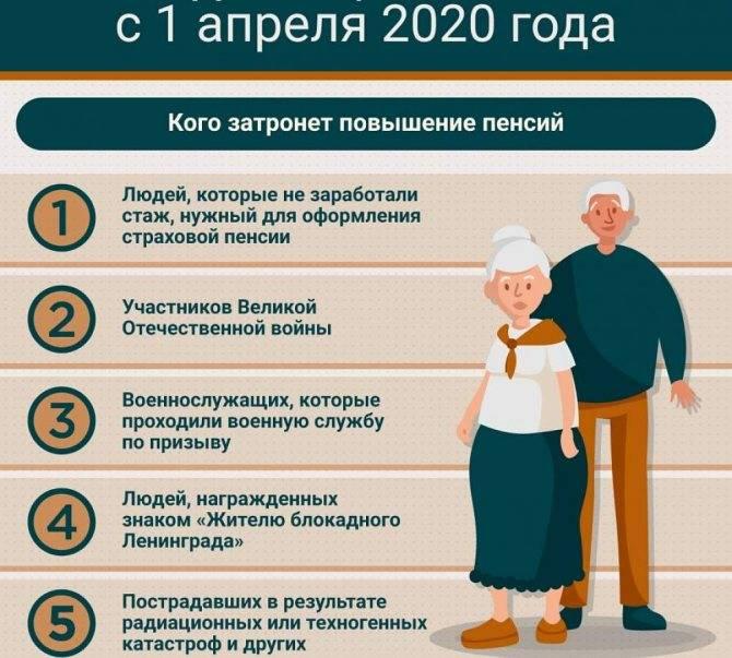 Закон о замораживании военных пенсий — кого коснется