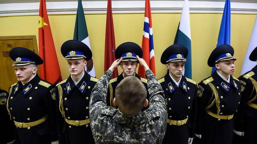 Президентский полк