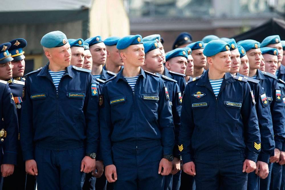 51 полк ВДВ в Туле