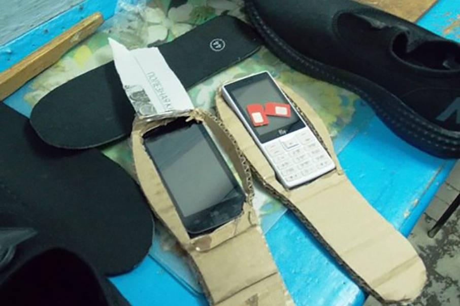 Где можно спрятать телефон в армии солдату срочнику