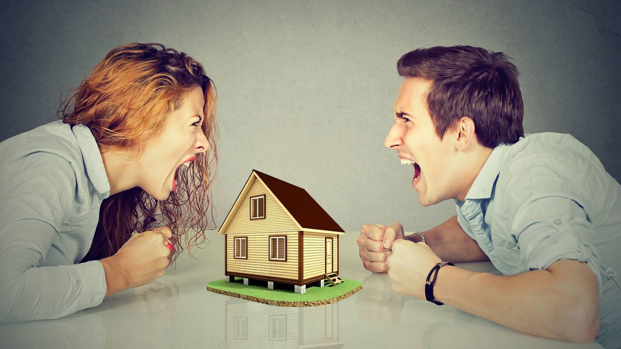 Порядок раздела квартиры по военной ипотеке: кто платит
