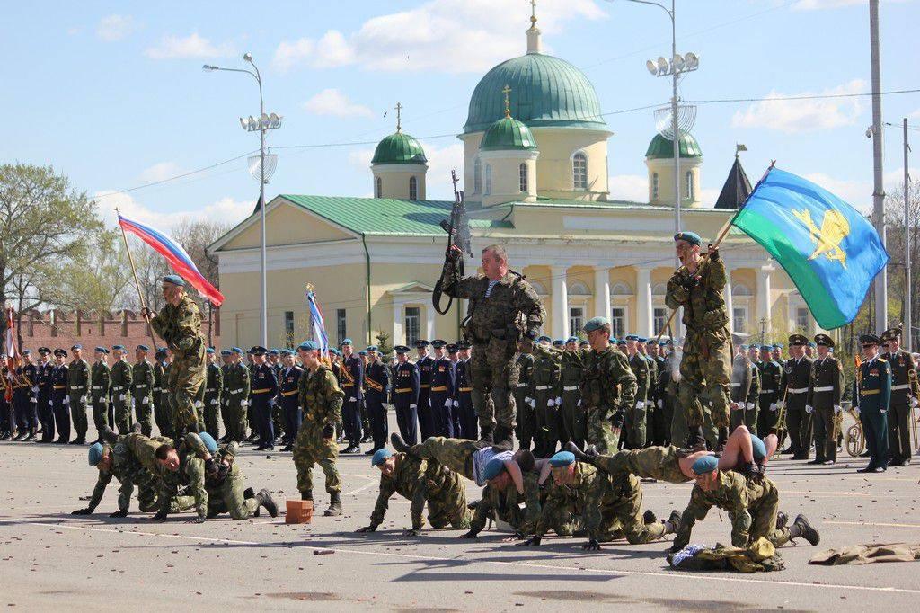 106 Тульская дивизия ВДВ