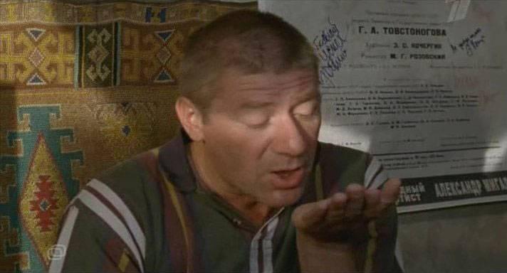 Пик маразма: Андрей Краско о службе в армии