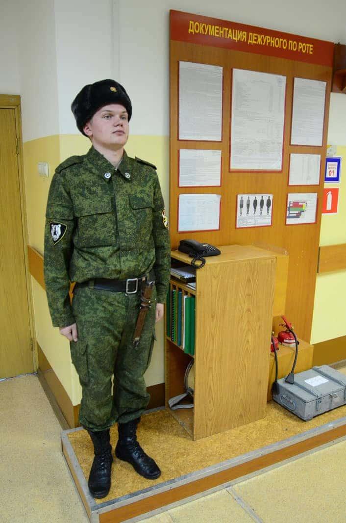 Что такое наряд в армии