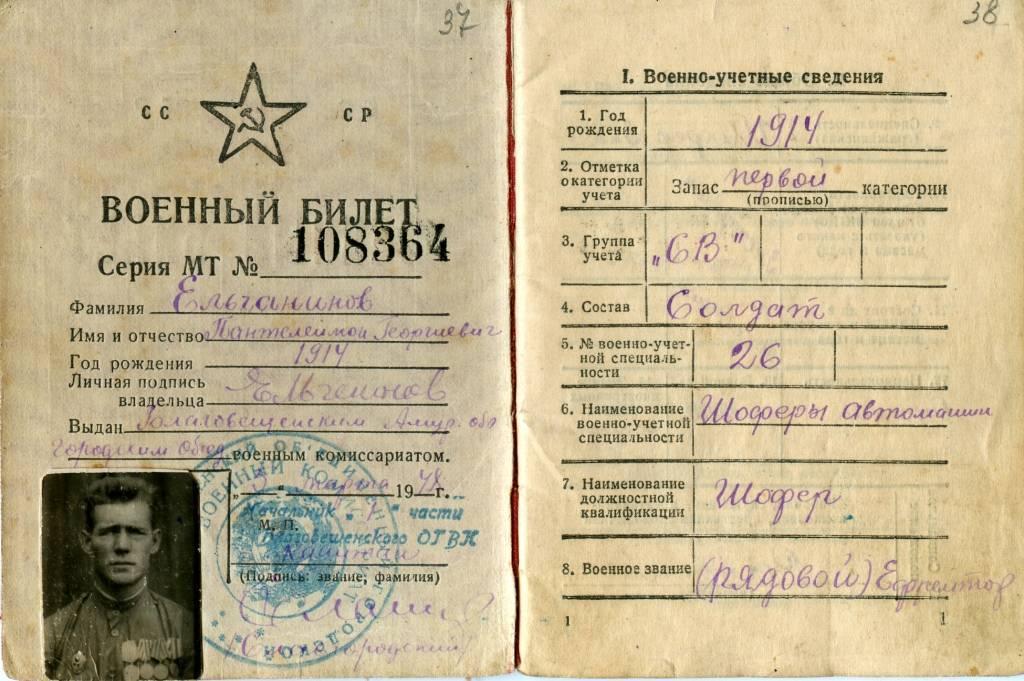 Что значит категория учета 2 в военном билете