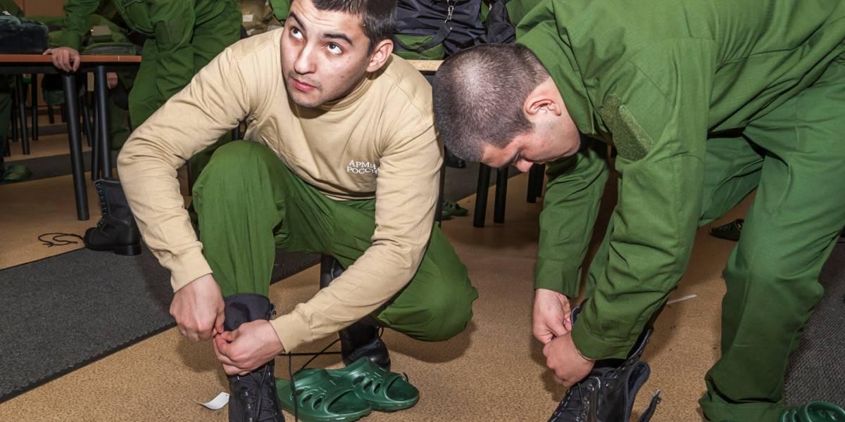 Берут ли в армию с двойным гражданством