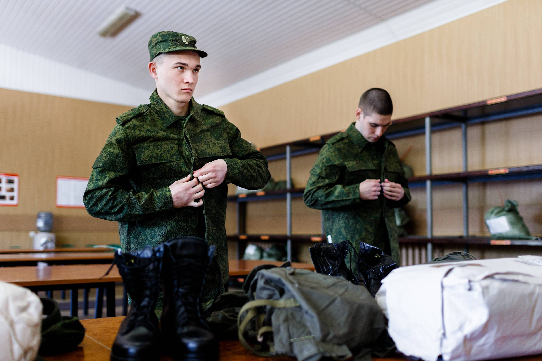 Сроки службы в армии