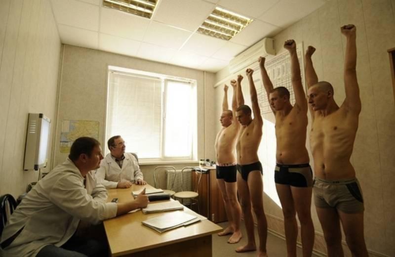 Каким образом проходит медкомиссия в 16 лет