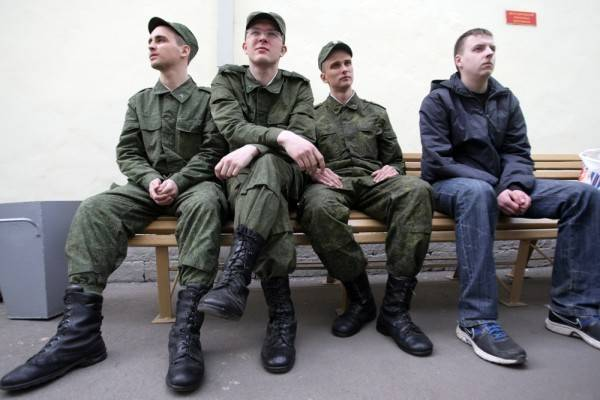 Как получить права в армии от военкомата