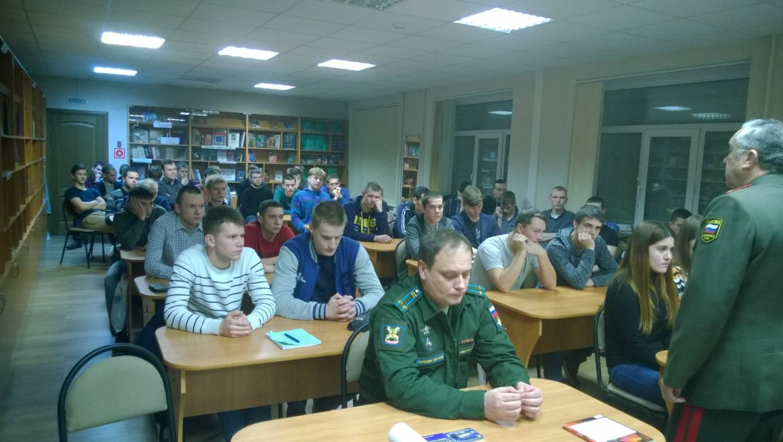 Переподготовка военнослужащих