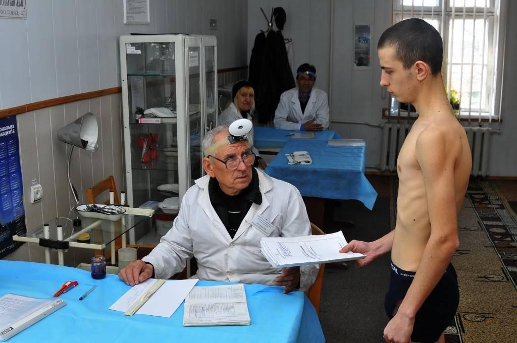 Берут ли в армию с хроническим гастритом в России