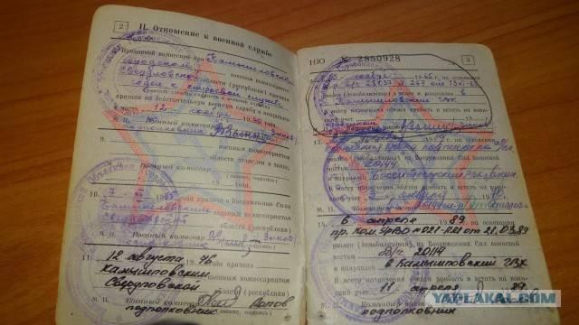 Получение военного билета после 27 лет, отзывы