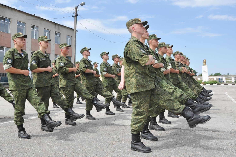 Сколько сейчас нужно служить в армии
