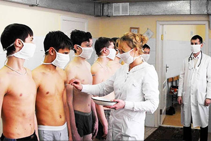 Как работают военкоматы в связи с коронавирусом