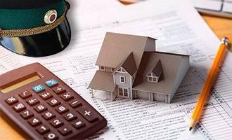 Льготы по налогу на имущество у военных пенсионеров