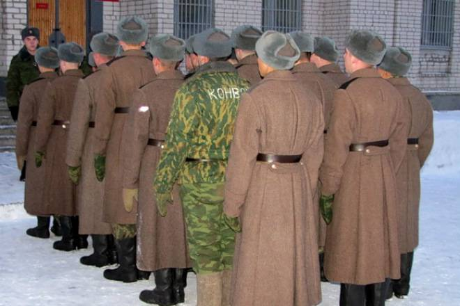 Правда о гауптвахтах в армии, условия содержания