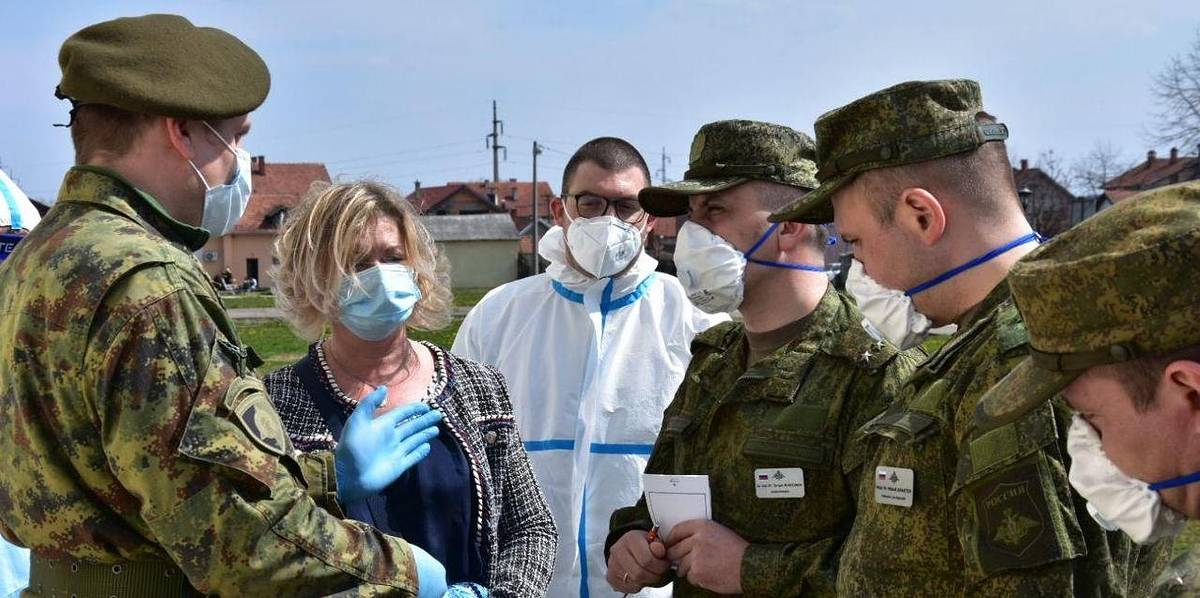 Как пойти в увольнение в армии во время эпидемии коронавируса