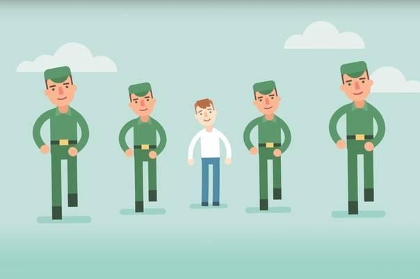 Военная альтернативная гражданская служба (примеры, сроки и зарплаты)