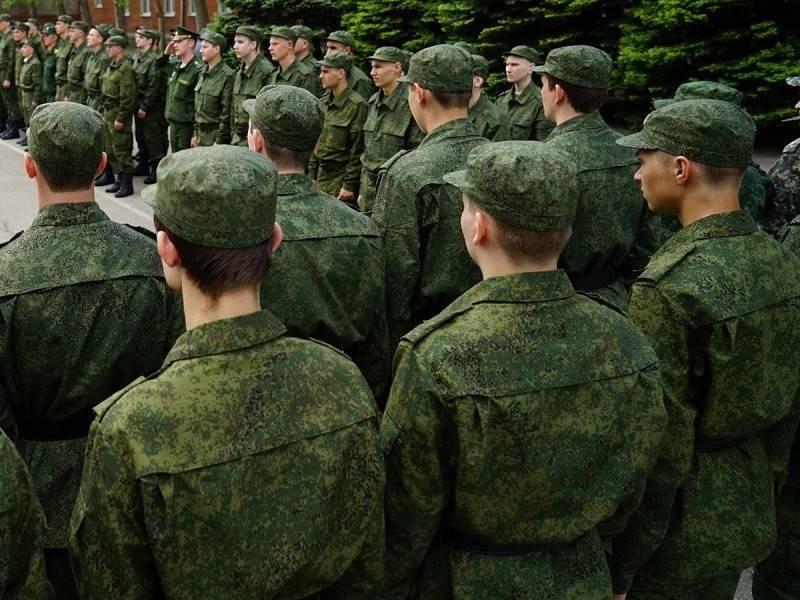 Во сколько лет могут призывать в армию?