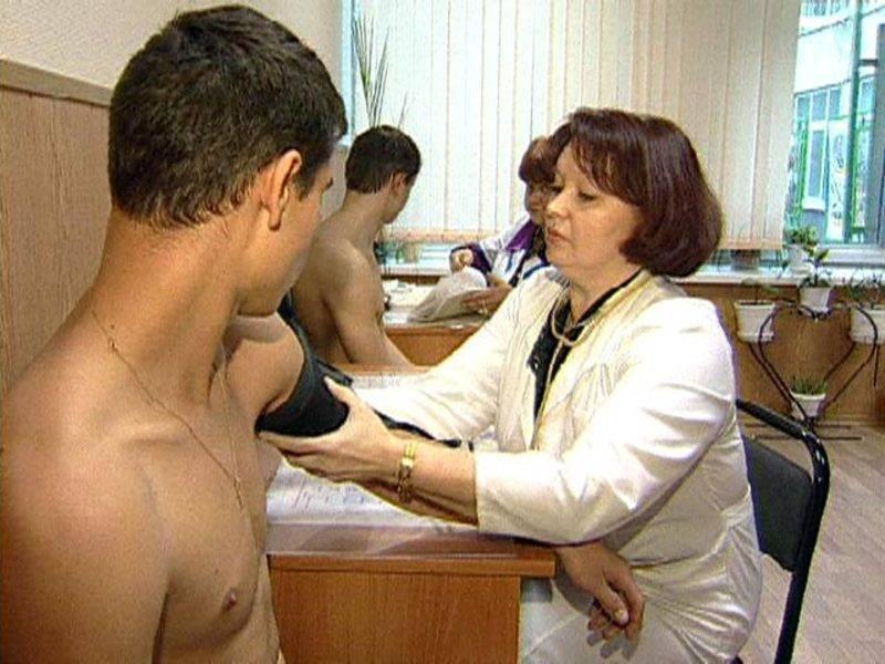 Берут ли с гепатитом в армию