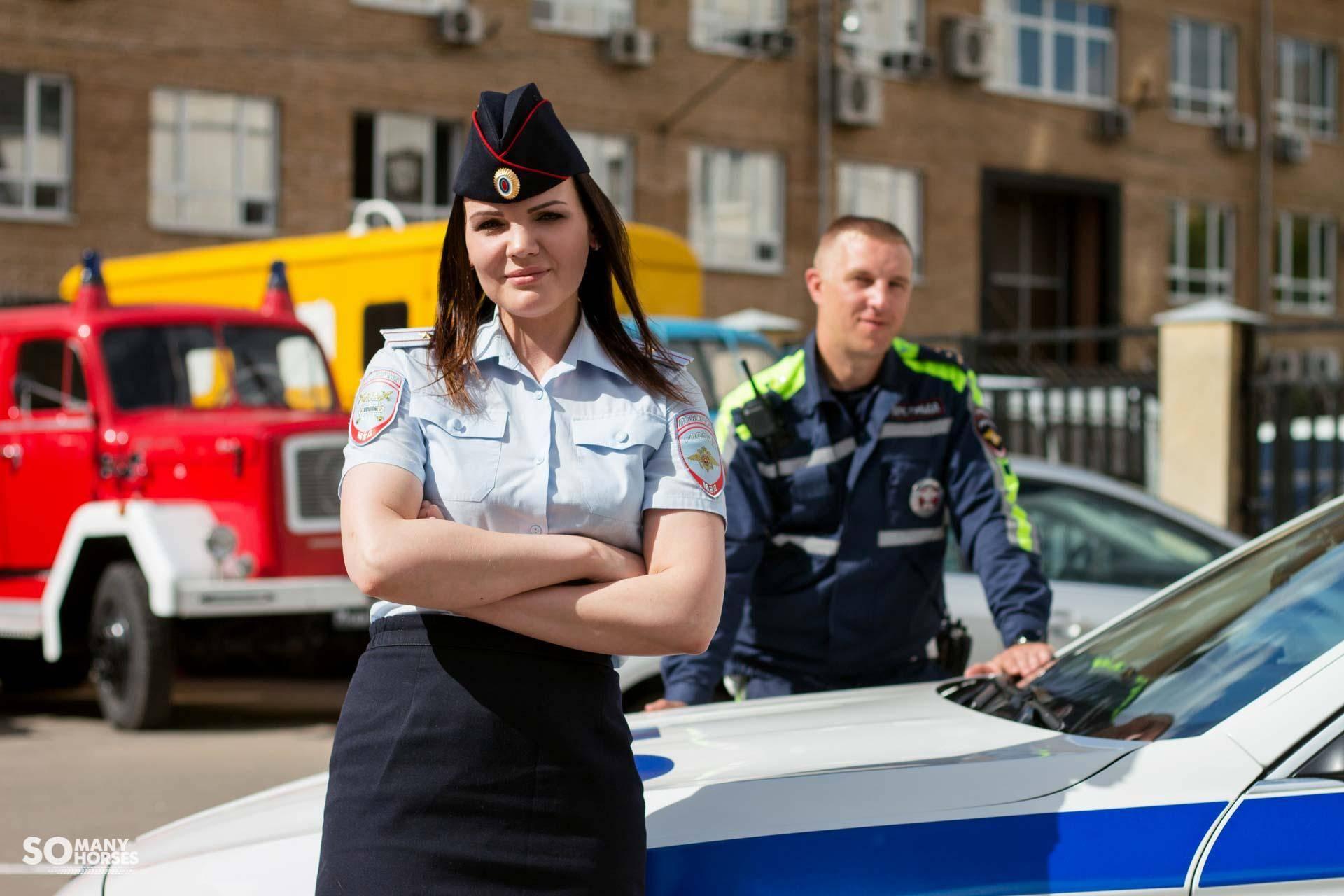 Список должностей в полиции для девушек