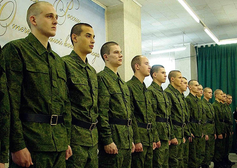 Когда начнется призыв в армию