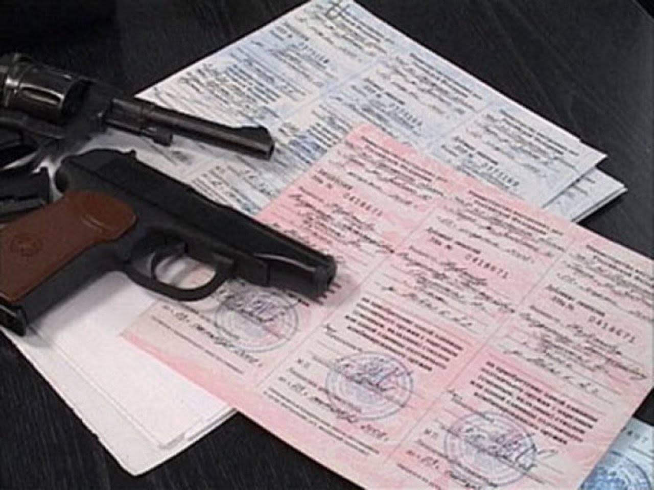 Вопросы военнослужащих о получении разрешения на оружие