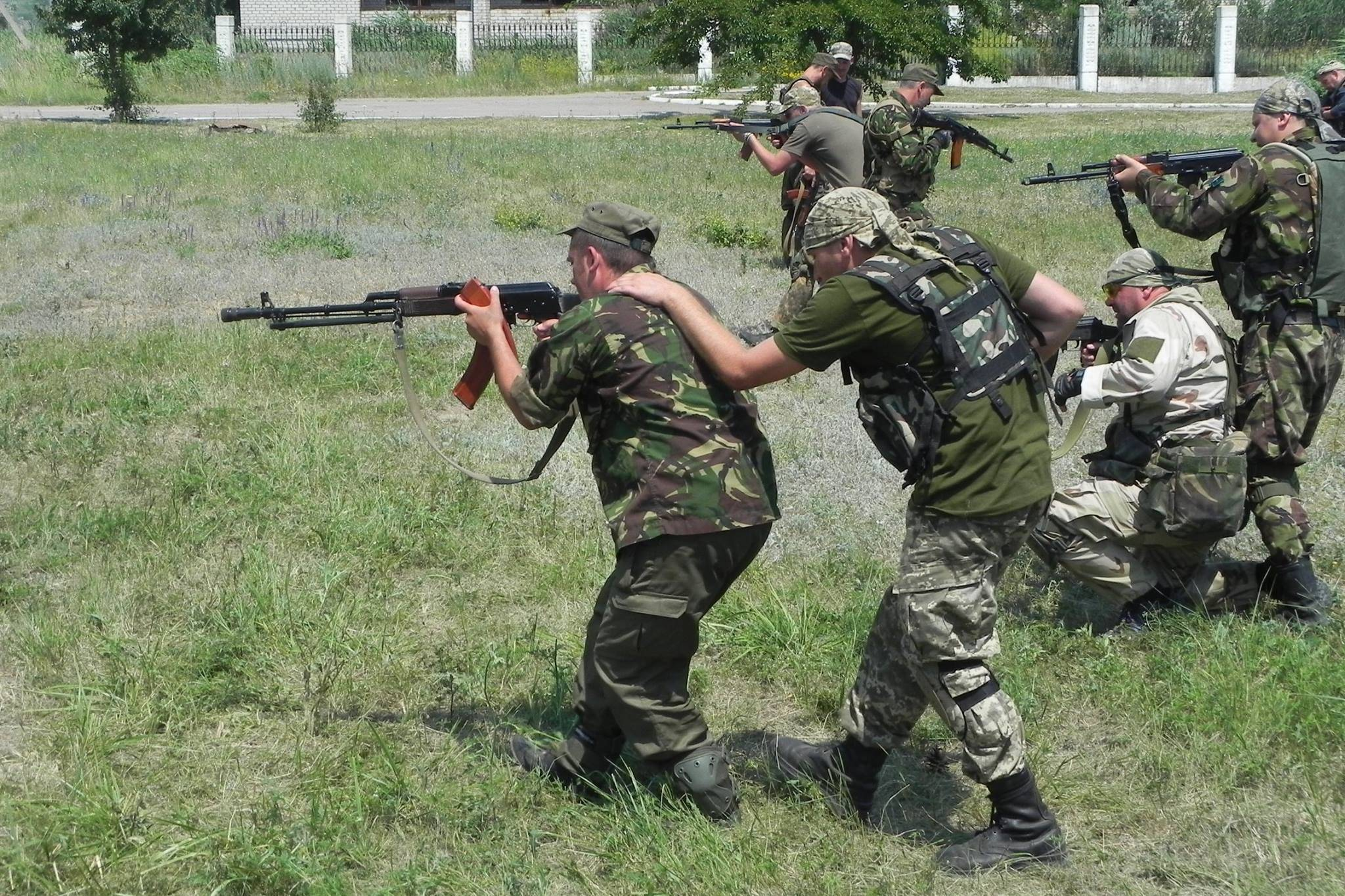 Виды, задачи и этапы боевой подготовки в ВС РФ