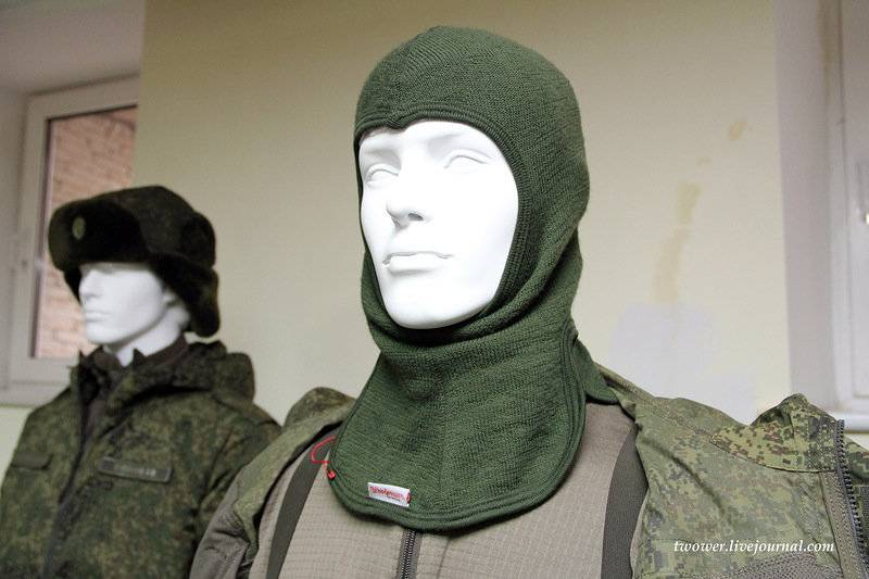 Форма ВКПО для военнослужащих