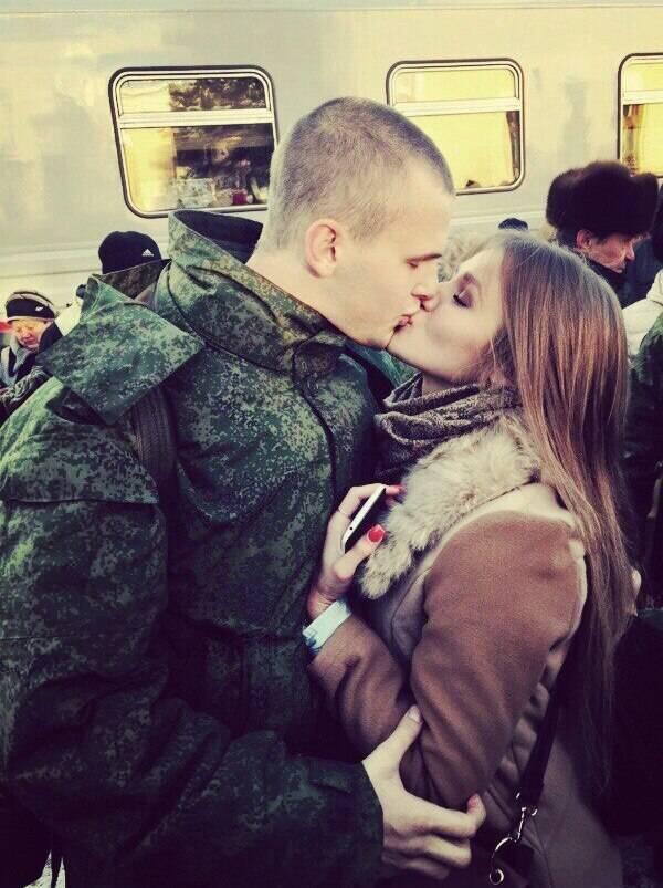 Все возможные варианты развития событий когда парня забирают в армию