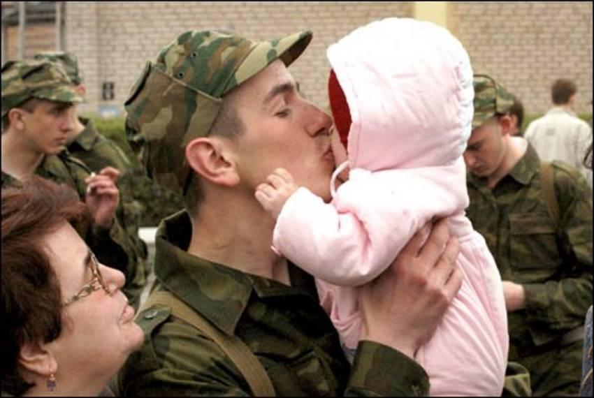 Как получить отсрочку от армии по рождению ребенка