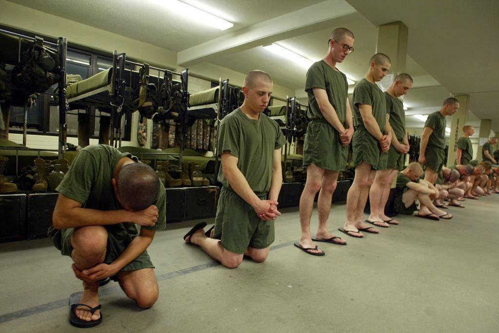 Невроз и армия – косить или служить?