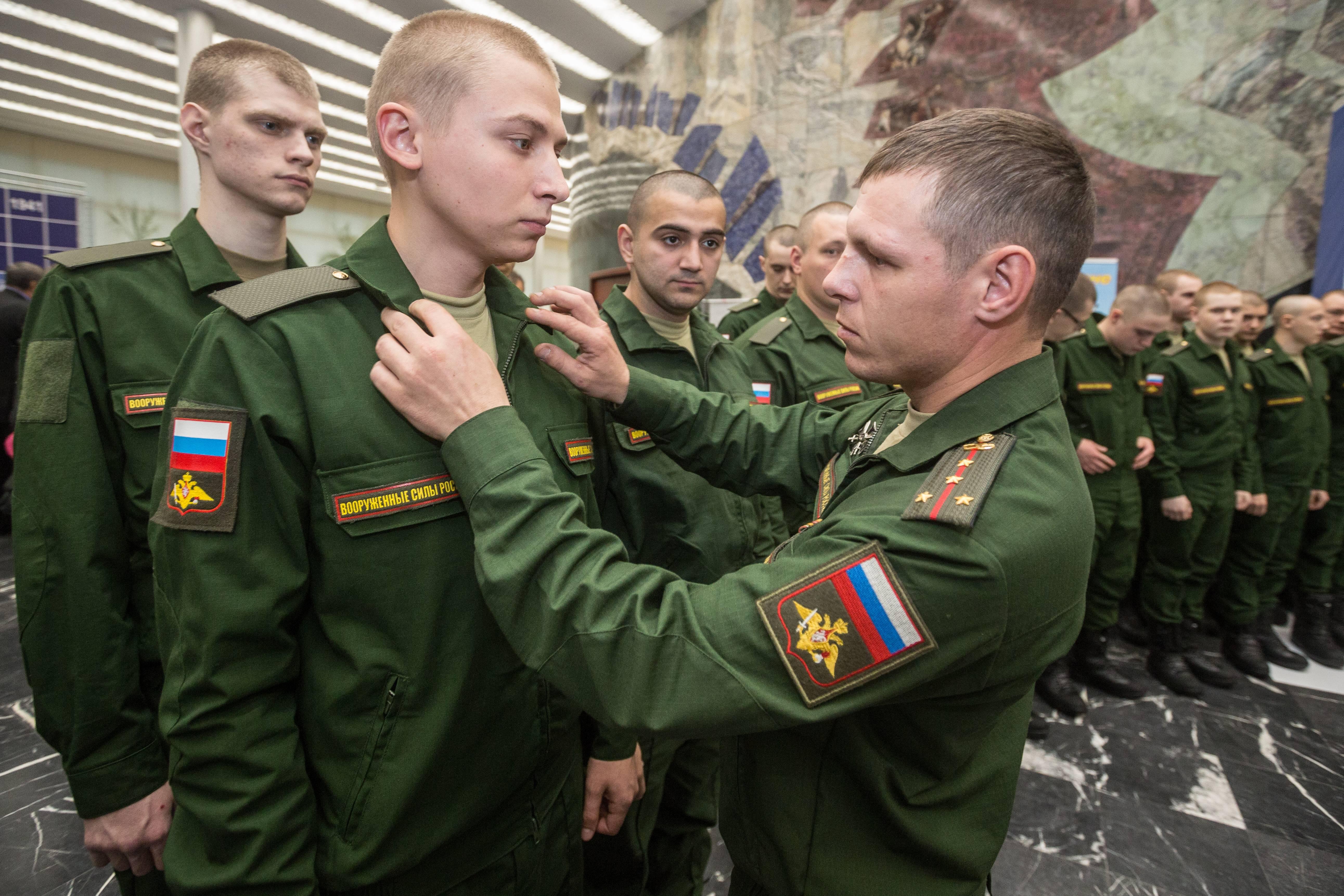 Особенности службы в спецназе по призыву