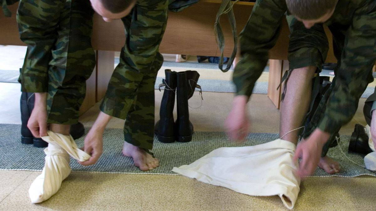 С каким плоскостопием не берут в армию