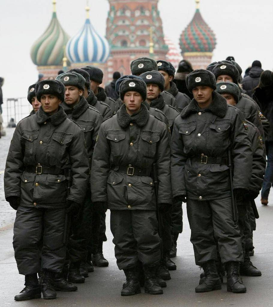 Работа в полиции после армии