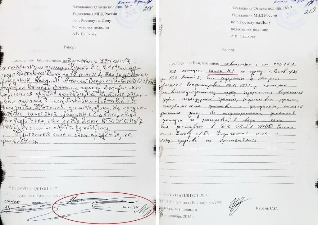 Содержание и назначение рапорта, образец написания
