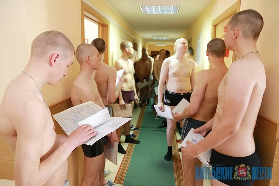 Можно ли пойти в армию если не берут